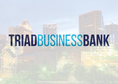 Triad Business Bank supports The Winston-Salem Foundation COVID-19 Relief Fund