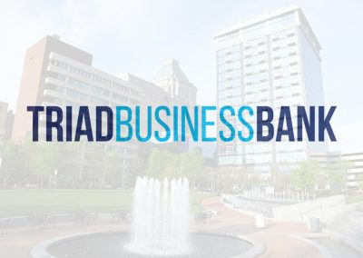 Triad Business Bank's trading on OTC Pink® Market