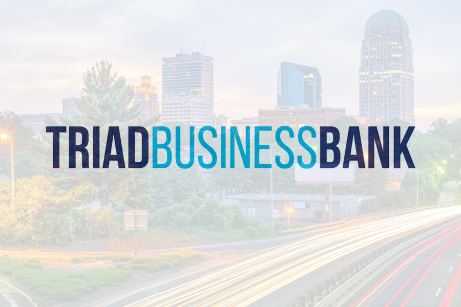 Triad Business Bank Names New President of Commercial Banking